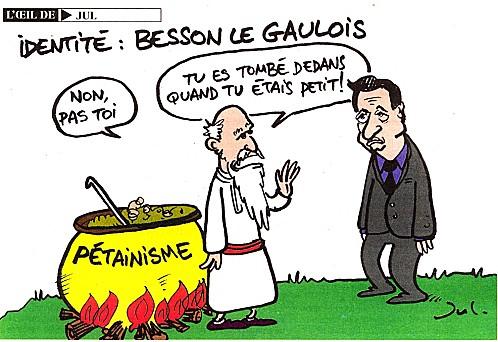 Besson-le-gaulois