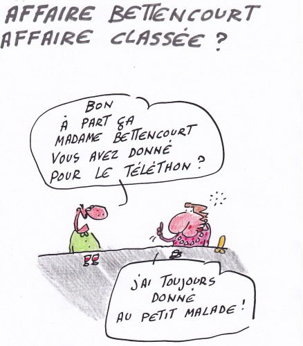 bettencourt affaire