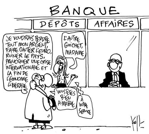 banques affaires