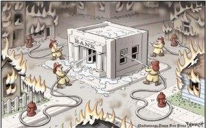 sauver les banques