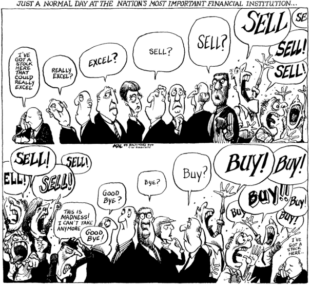to sell = vendre - to buy = acheter