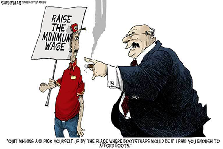 the benefits of raising the minimum wage in the united states A summary of the pros and cons of raising the minimum wage raising the minimum wage – although some states subsequently passed in tips and benefits.