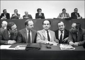 Ministres Communistes en 1982