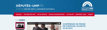 site-des-deputes-ump